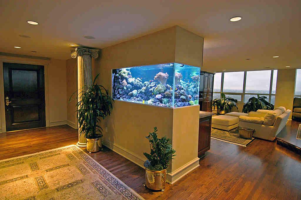 Letto incassato nel muro design casa creativa e mobili for Acquario casa prezzi