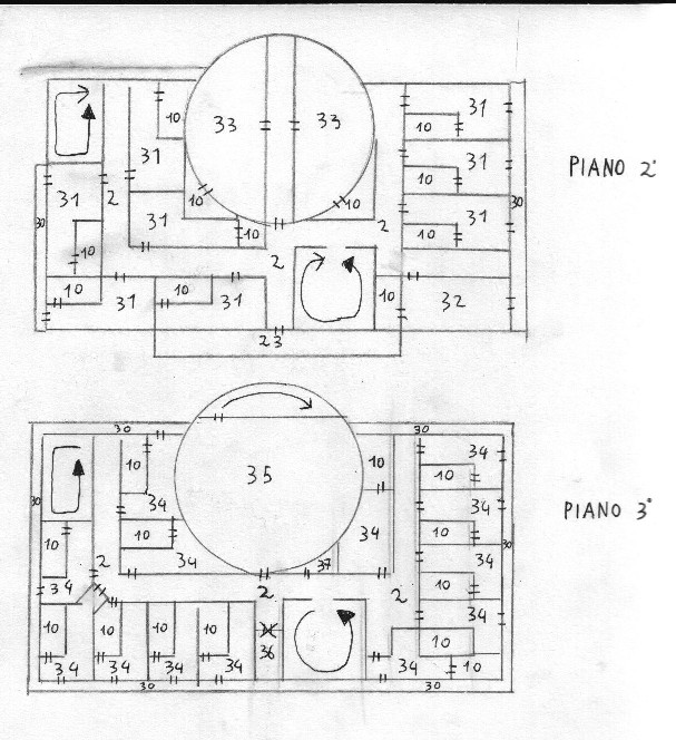 Sette fanfiction planimetrie for Planimetrie della mia villa