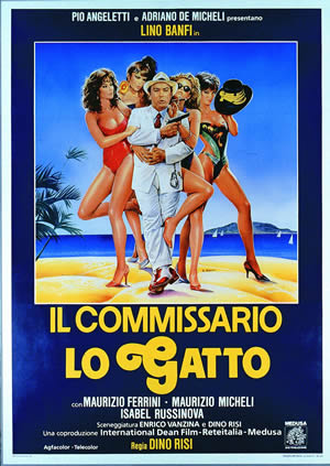 DvD   Ita Il Commissario Lo Gatto TNTVillage scambioetico preview 0
