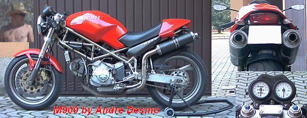 Varie Monster 900 Prestazioni Dmc Ducati Monster Club