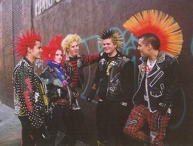 Fotos de Punk`s