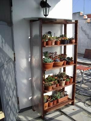 Compagnia del giardinaggio • leggi argomento   miniserra da balcone